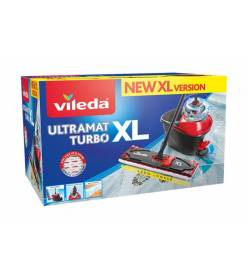 Vileda Ultramat XL TURBO, set mopu a kbelíku